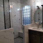 Marble Look Bathroom