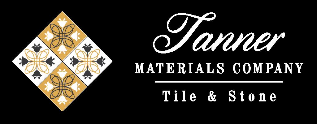 Tanner Materials Logo White